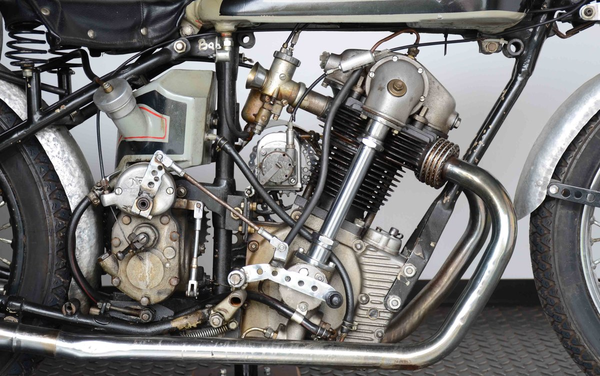 1934 ready to race OHC engine with bevel  For Sale (picture 2 of 10)