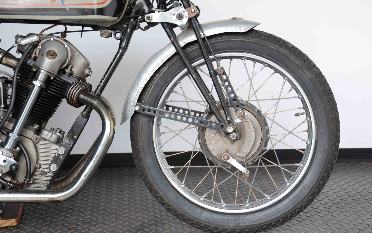 1934 Standard 350 Rex Racer For Sale (picture 3 of 10)