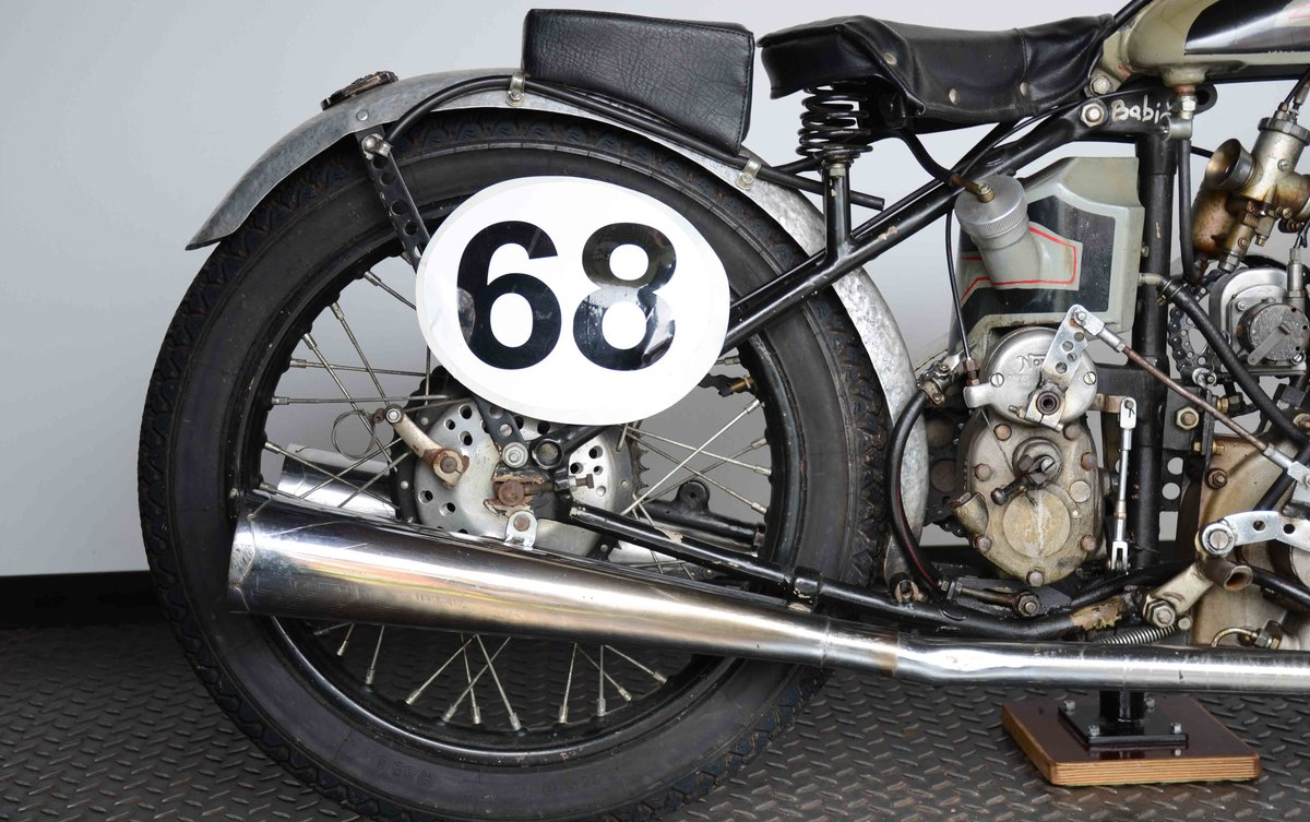 1934 ready to race OHC engine with bevel  For Sale (picture 4 of 10)