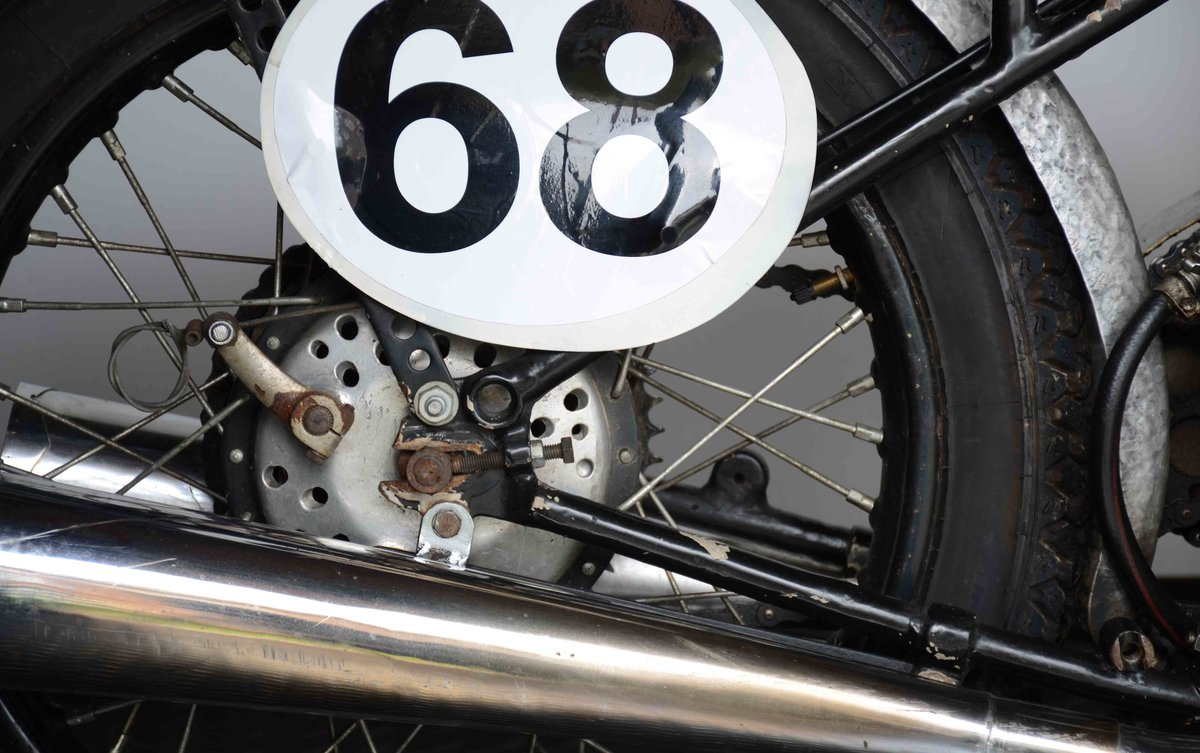 1934 ready to race OHC engine with bevel  For Sale (picture 5 of 10)