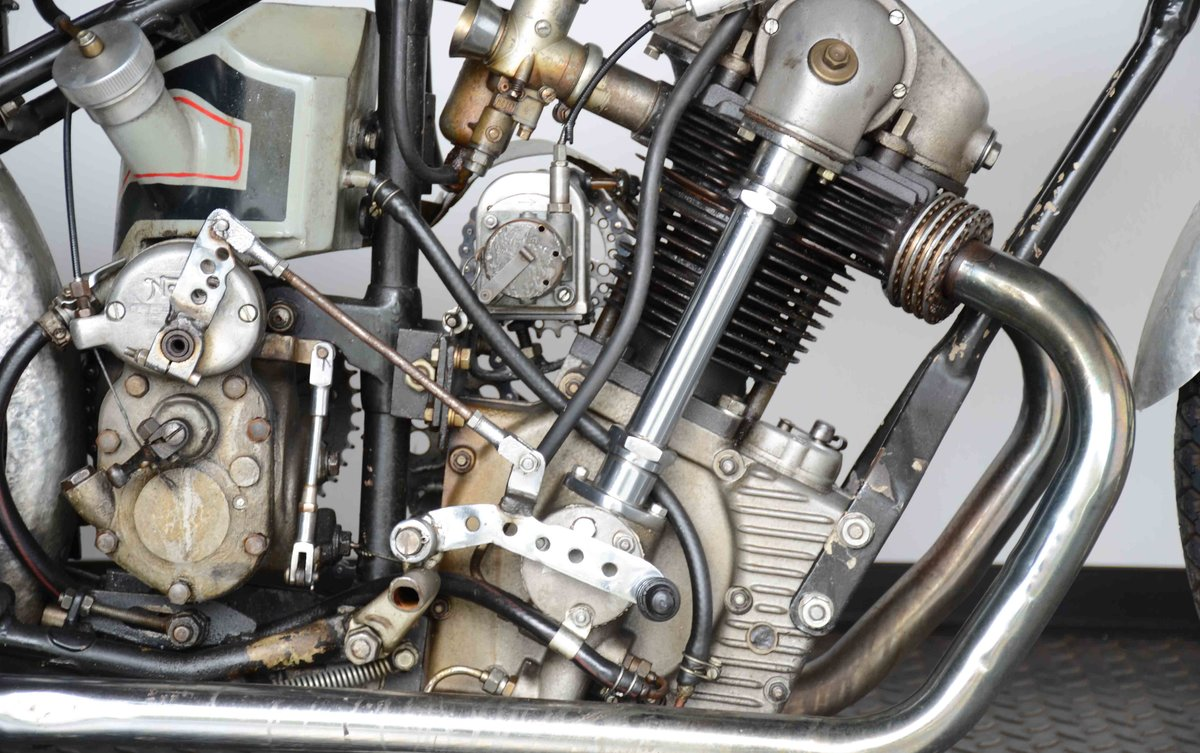 1934 ready to race OHC engine with bevel  For Sale (picture 6 of 10)