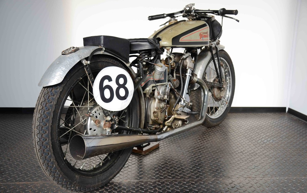 1934 ready to race OHC engine with bevel  For Sale (picture 7 of 10)