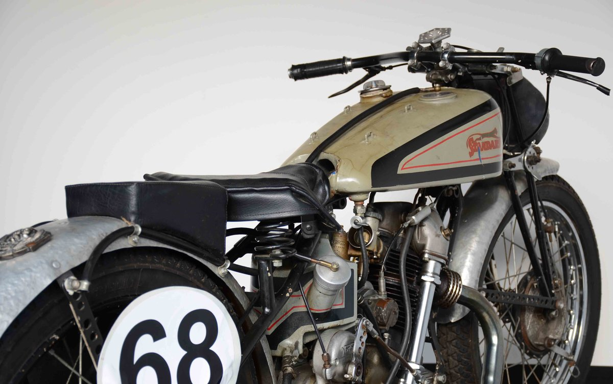 1934 Standard 350 Rex Racer For Sale (picture 9 of 10)