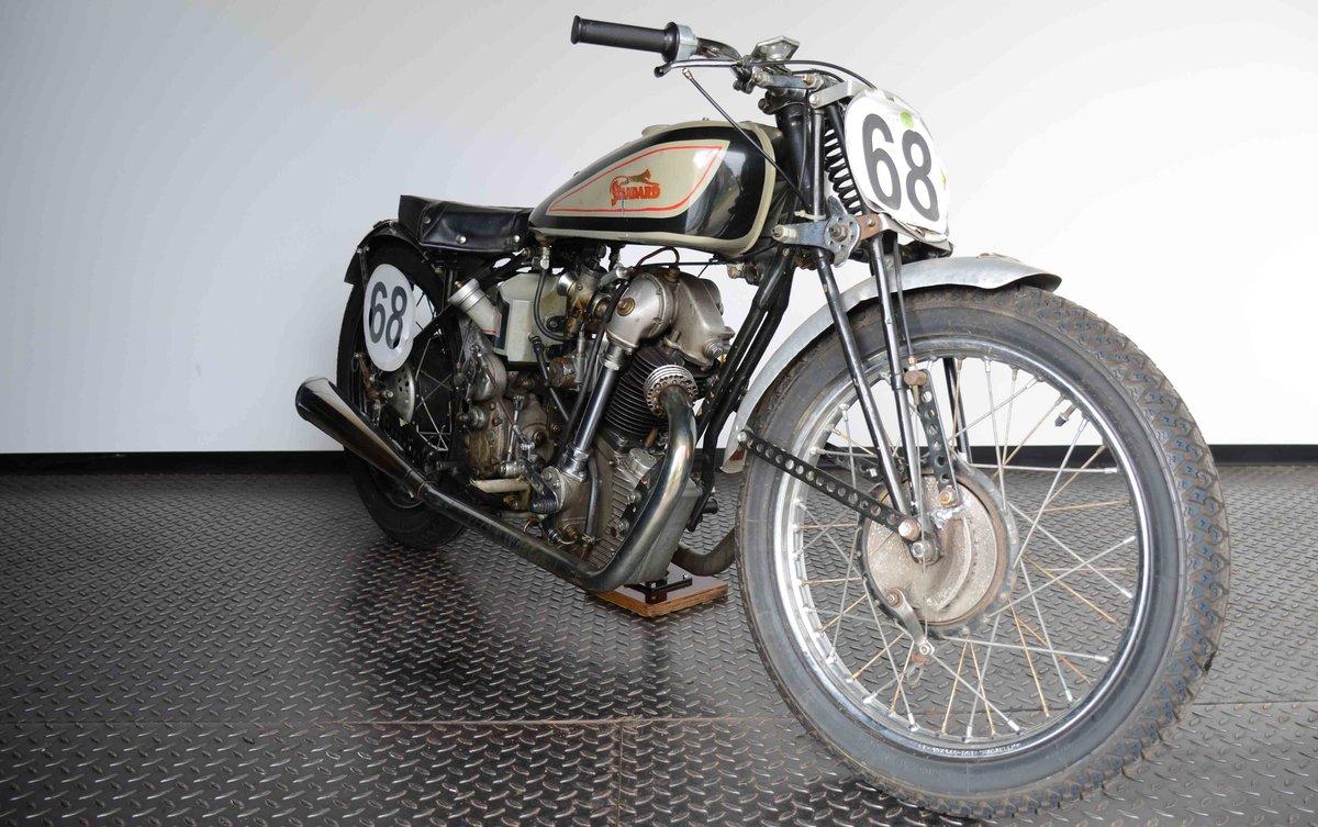 1934 ready to race OHC engine with bevel  For Sale (picture 10 of 10)
