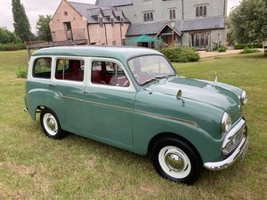 Picture of 1958 Standard 10 Companion  SOLD