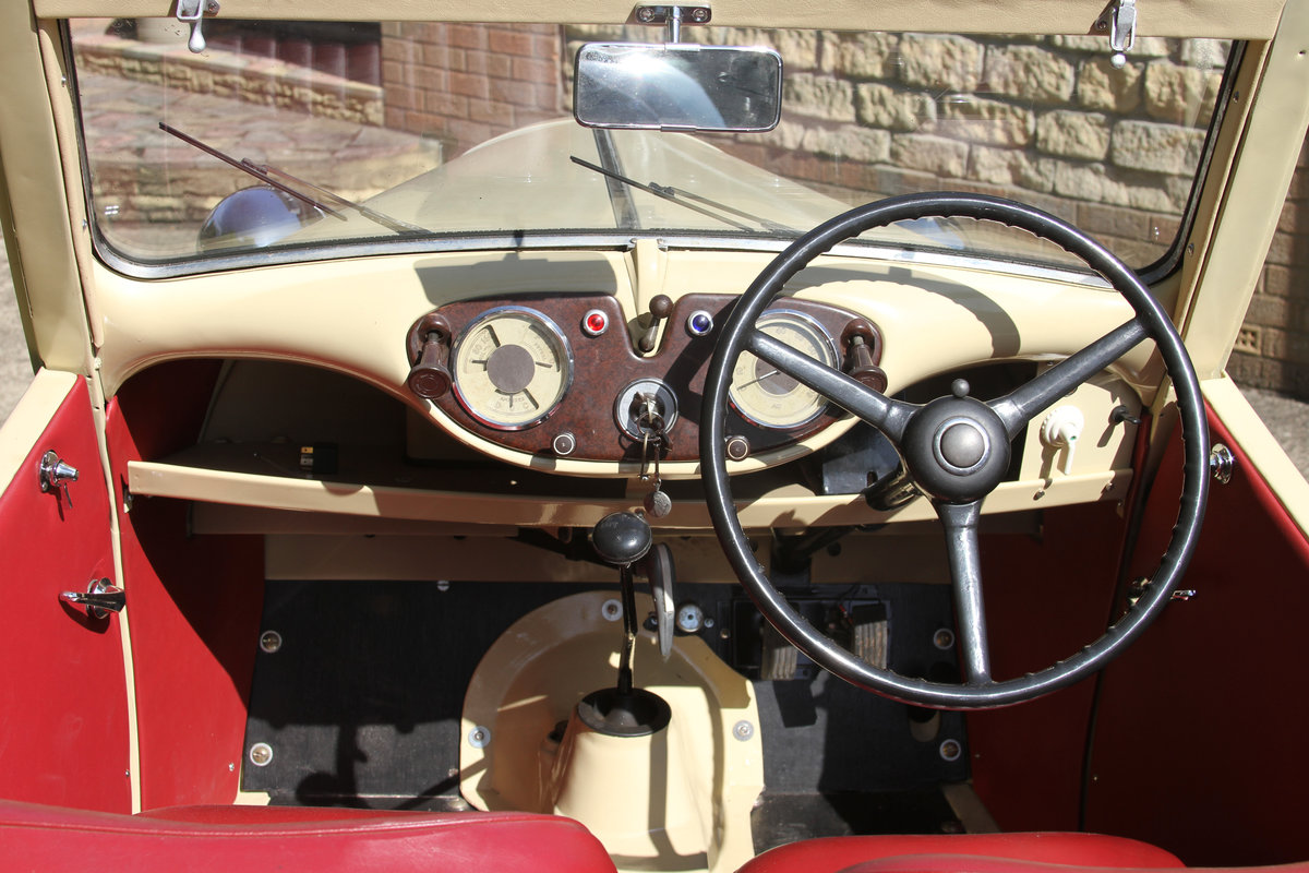 1946 Standard Flying 8 Tourer, gorgeous, no rust etc SOLD (picture 5 of 6)
