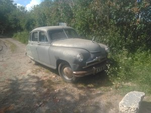 1951 Standard Vanguard, needs LOTS of TLC