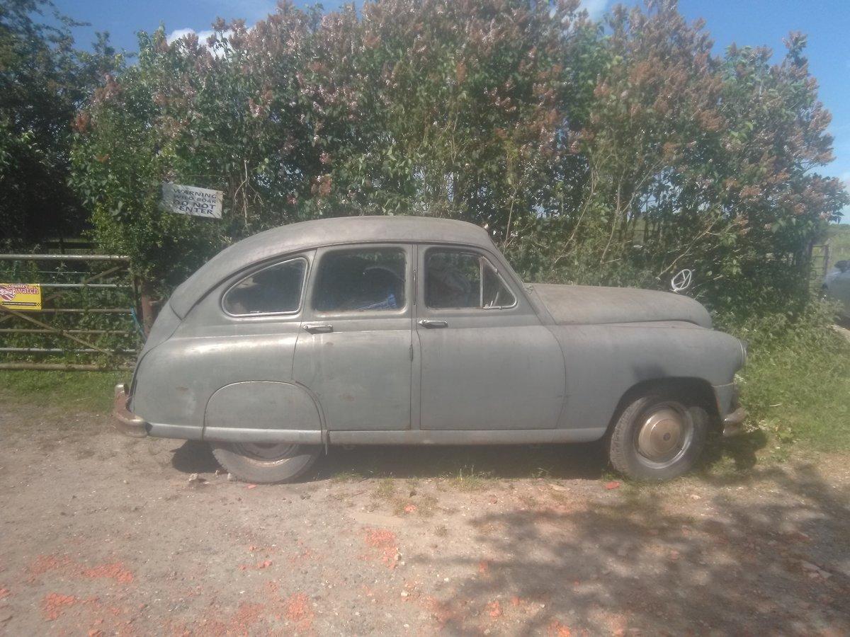 1951 Standard Vanguard, needs LOTS of TLC SOLD (picture 2 of 3)