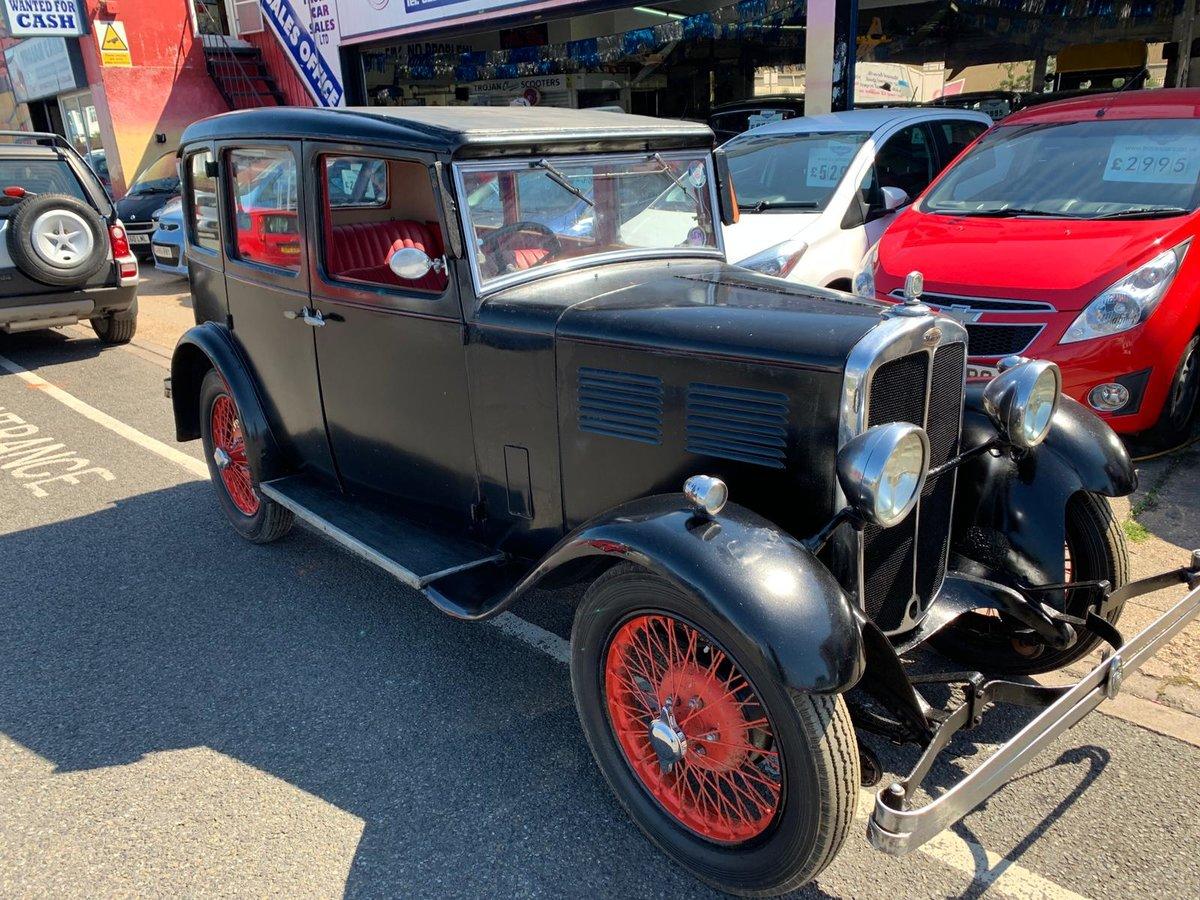 1931 SUPER RARE STANDARD BIG 9 For Sale (picture 1 of 6)