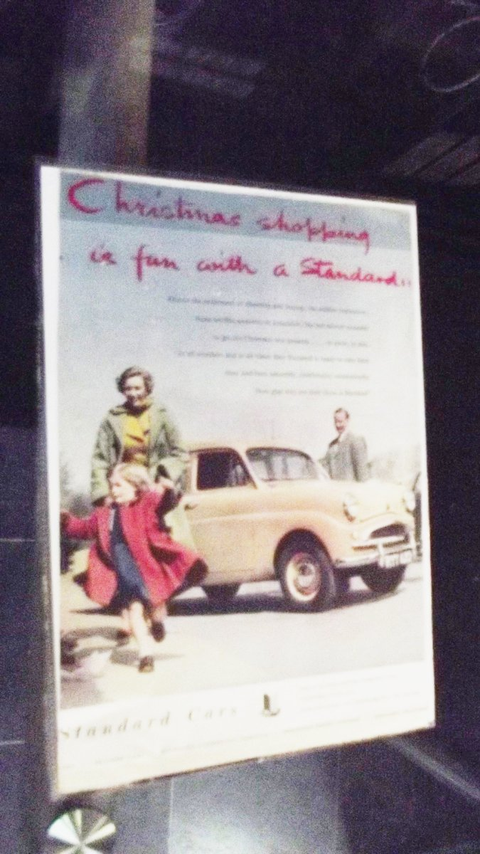 1953 STANDARD CARS  FACTORY ADVERTS  For Sale (picture 1 of 3)
