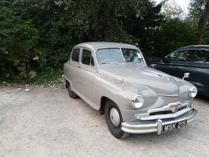 Picture of 1954 Standard vanguard