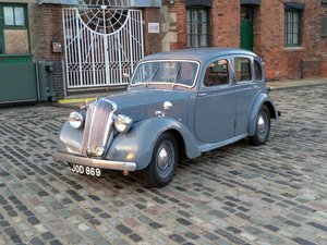 Picture of 1948 Standard Flying 12 Saloon SOLD