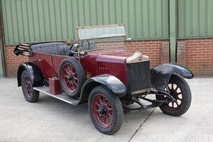 1923 Standard 14hp Warwick Tourer