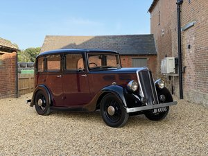 1935 Standard 12 Deluxe For Sale