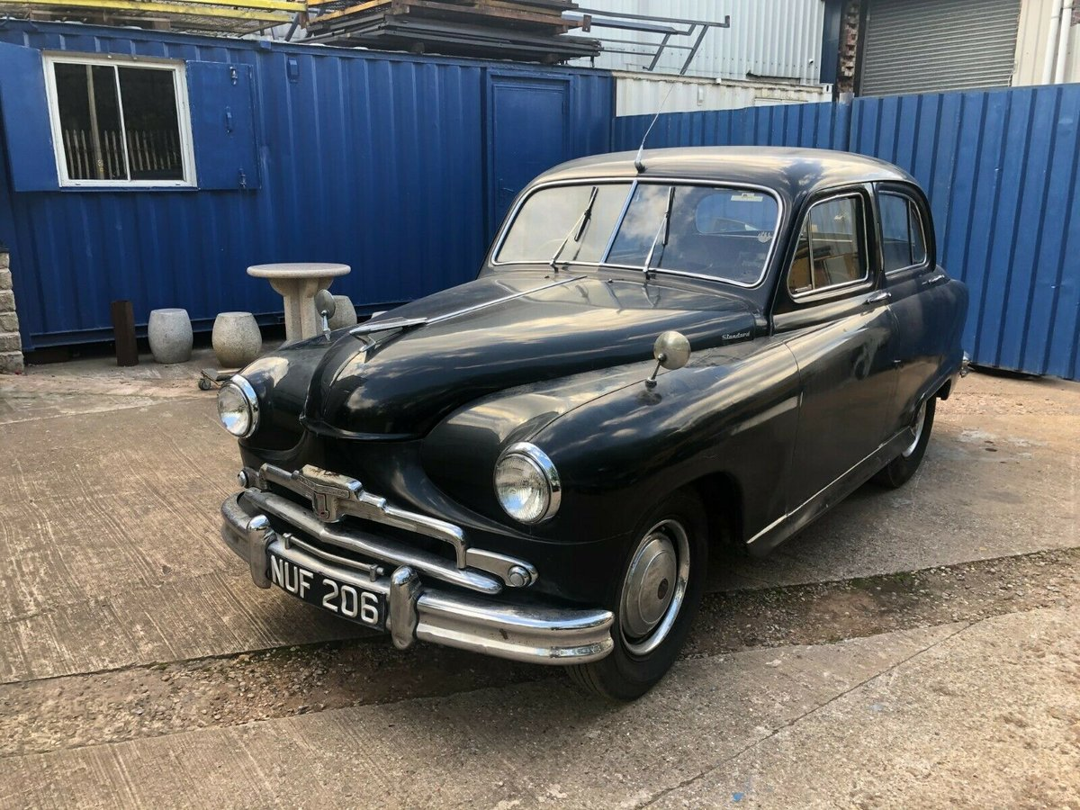 1954 standard vanguard For Sale (picture 1 of 6)
