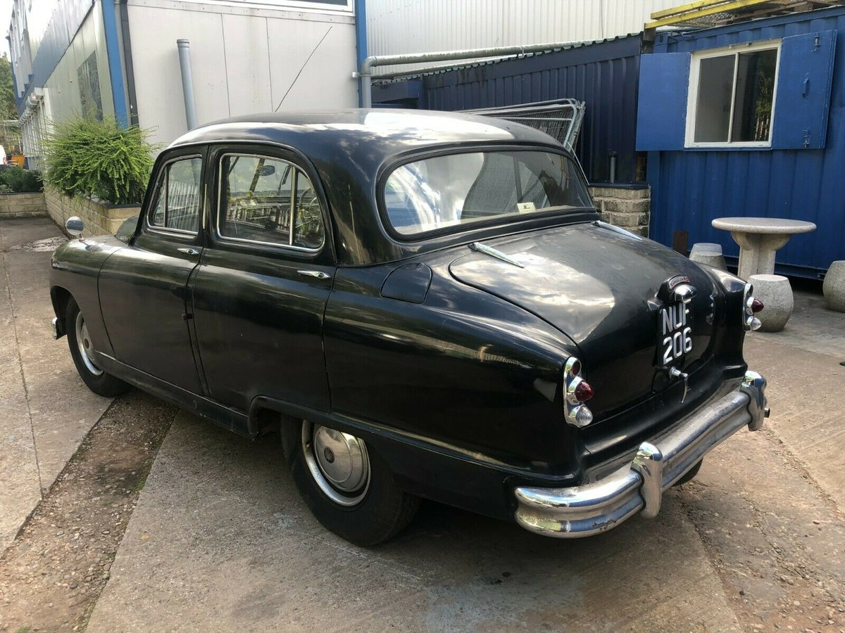 1954 standard vanguard For Sale (picture 2 of 6)