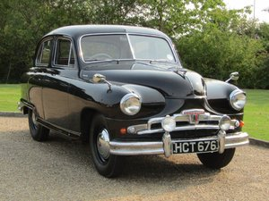 Picture of 1954 Standard Vanguard Phase II at ACA 7th November
