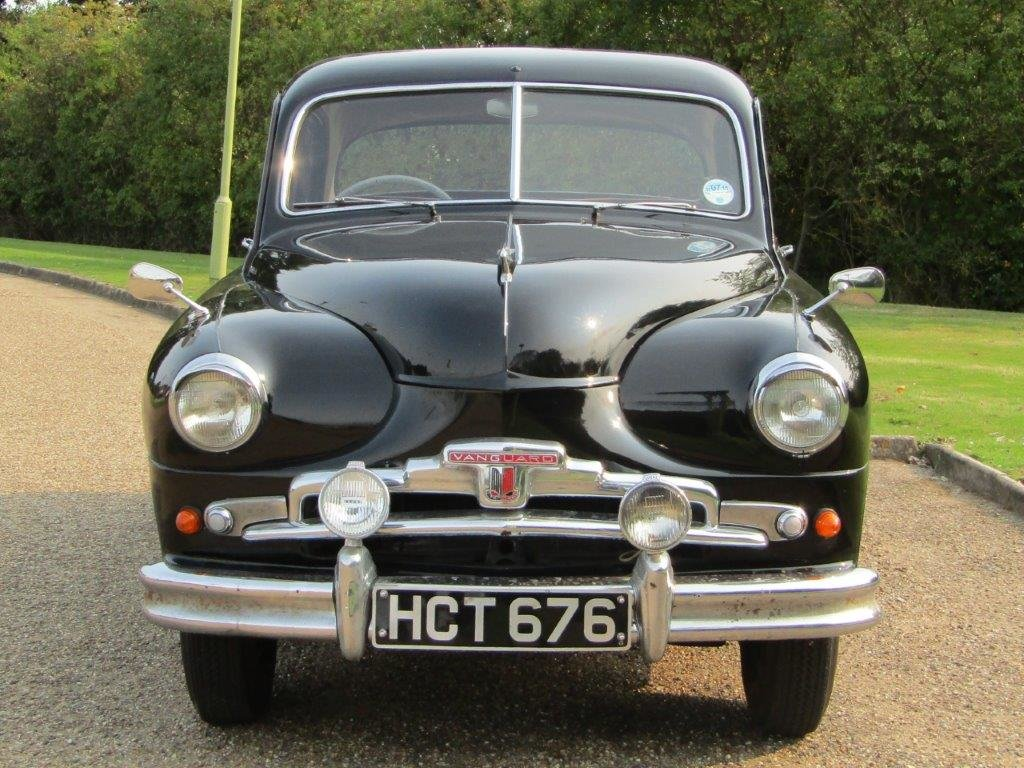 1954 Standard Vanguard Phase II at ACA 7th November  For Sale by Auction (picture 2 of 6)
