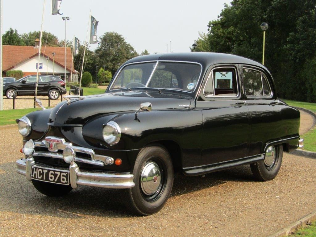 1954 Standard Vanguard Phase II at ACA 7th November  For Sale by Auction (picture 3 of 6)