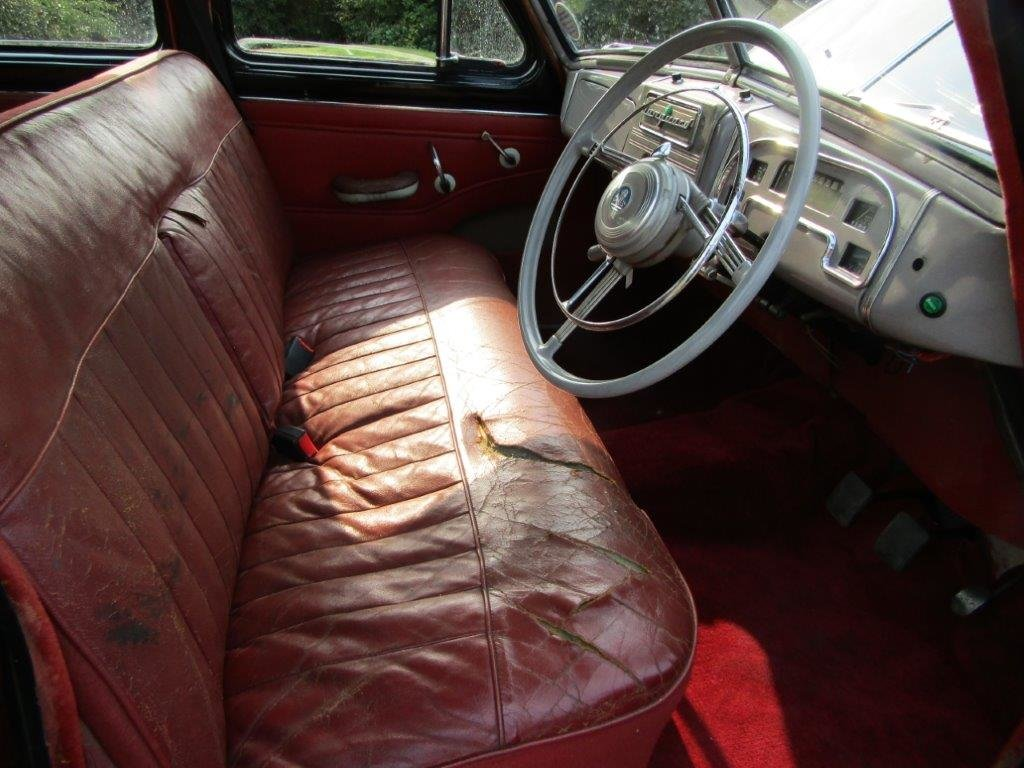 1954 Standard Vanguard Phase II at ACA 7th November  For Sale by Auction (picture 5 of 6)