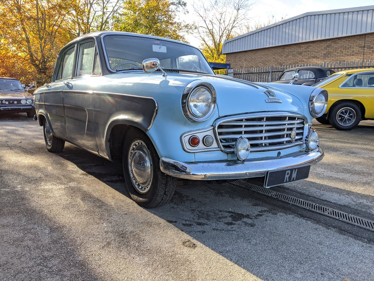1961 Standard Vanguard For Sale (picture 1 of 6)