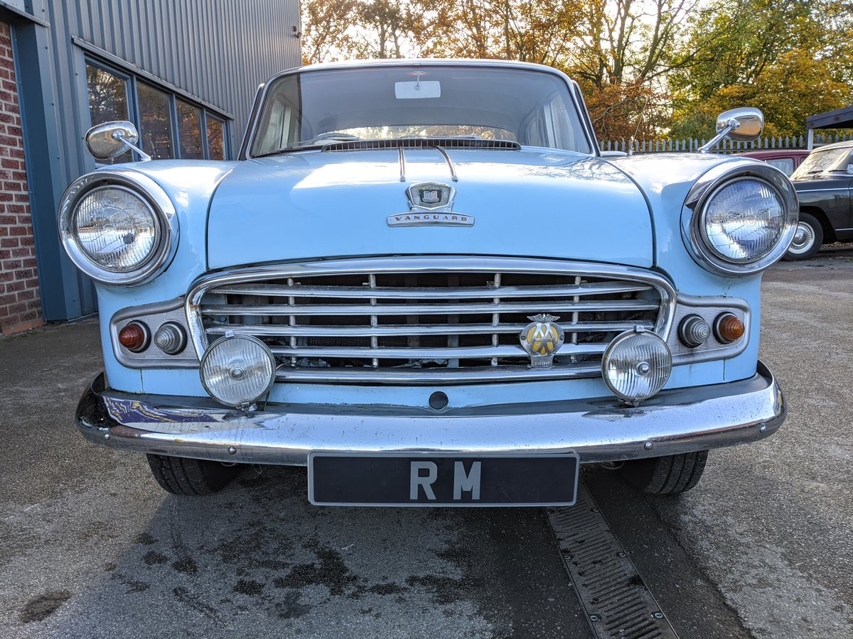 1961 Standard Vanguard For Sale (picture 2 of 6)