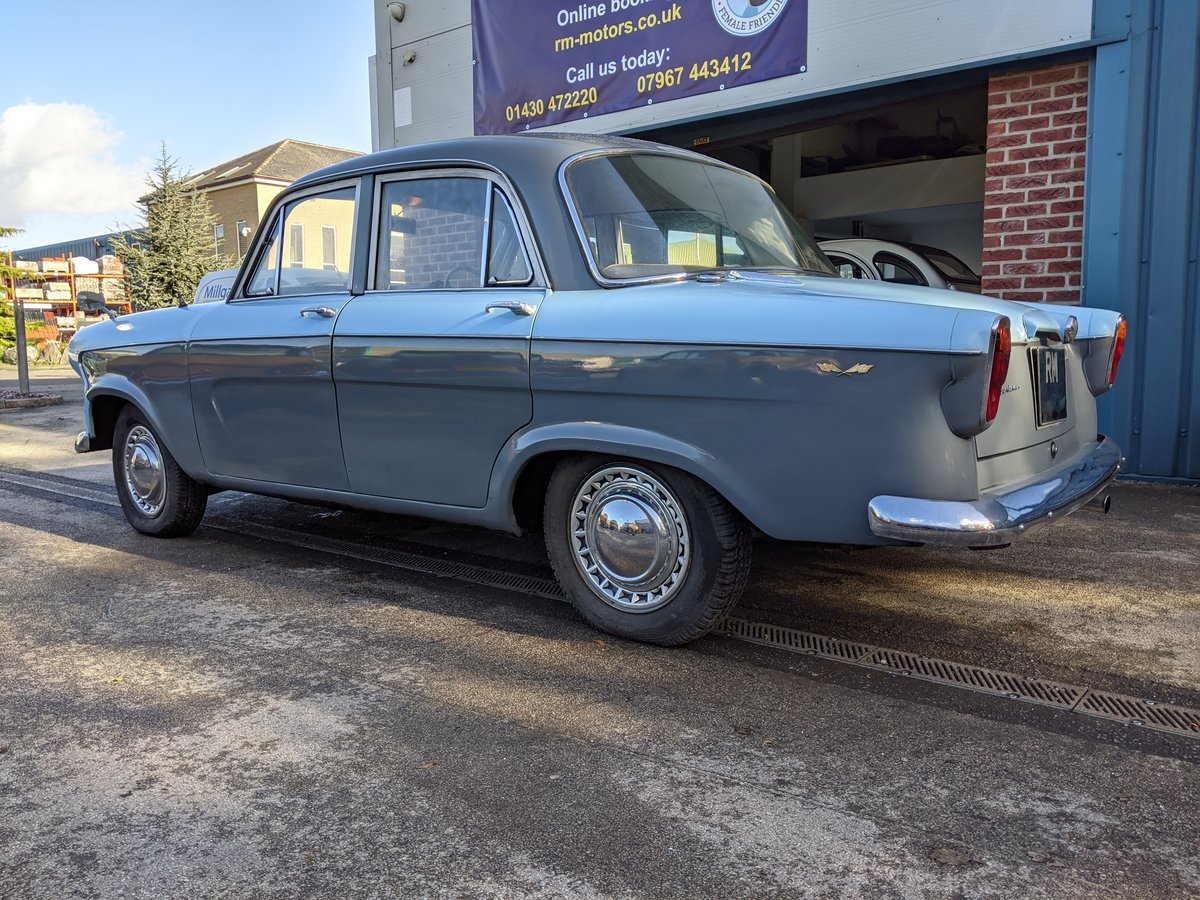 1961 Standard Vanguard For Sale (picture 3 of 6)