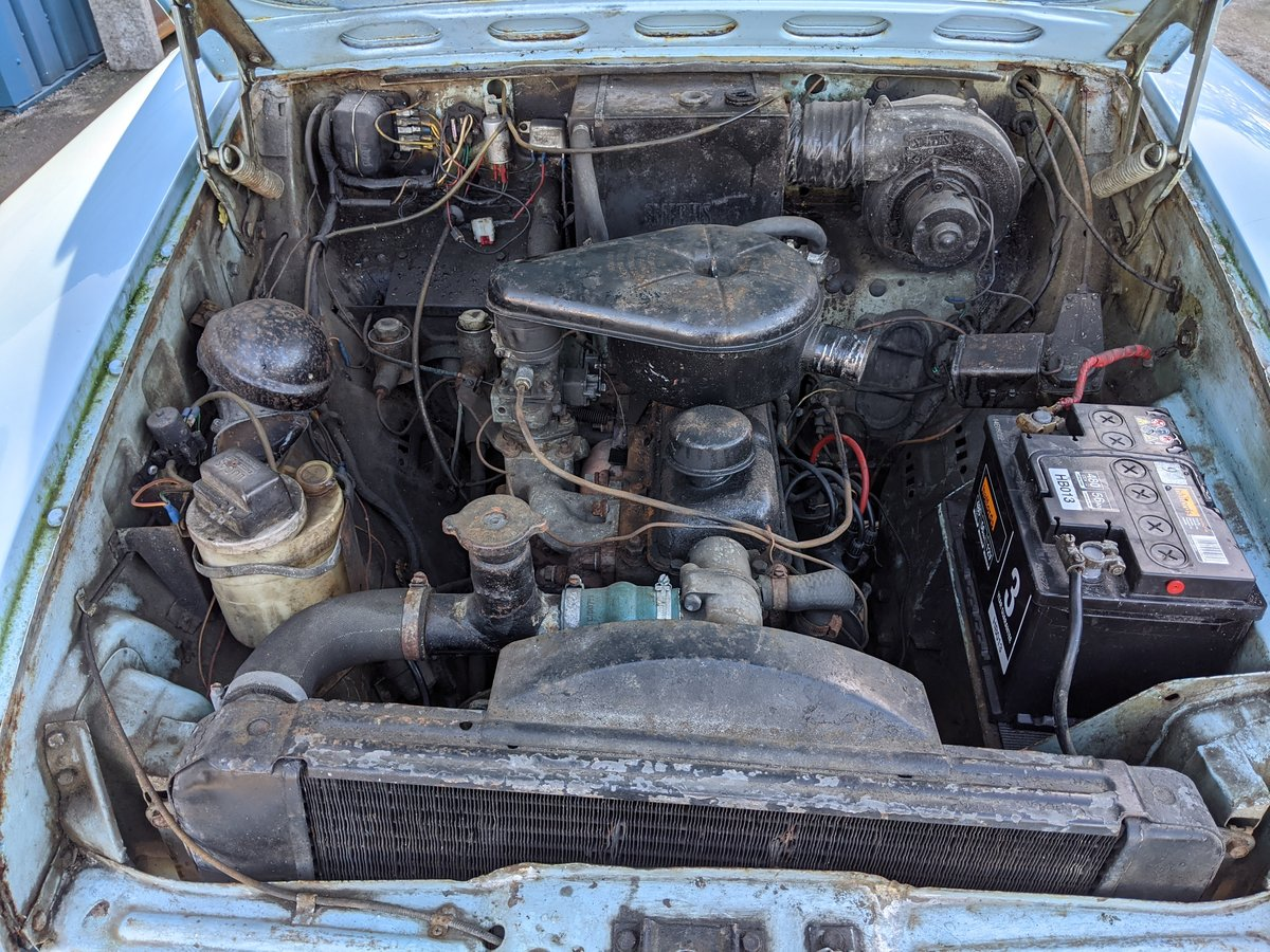 1961 Standard Vanguard For Sale (picture 5 of 6)
