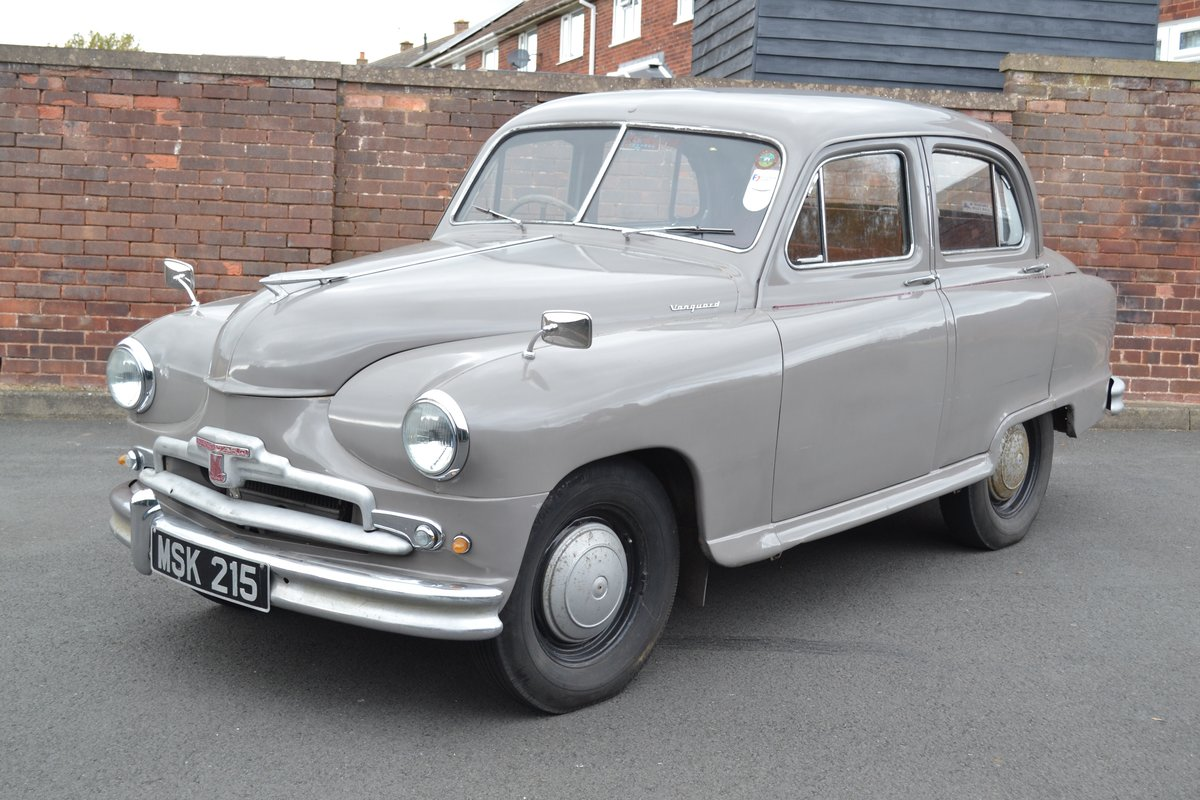1954 Standard Vanguard Phase II For Sale by Auction (picture 1 of 6)