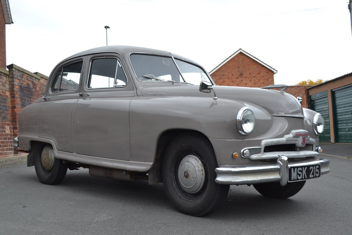 1954 Standard Vanguard Phase II For Sale by Auction (picture 2 of 6)