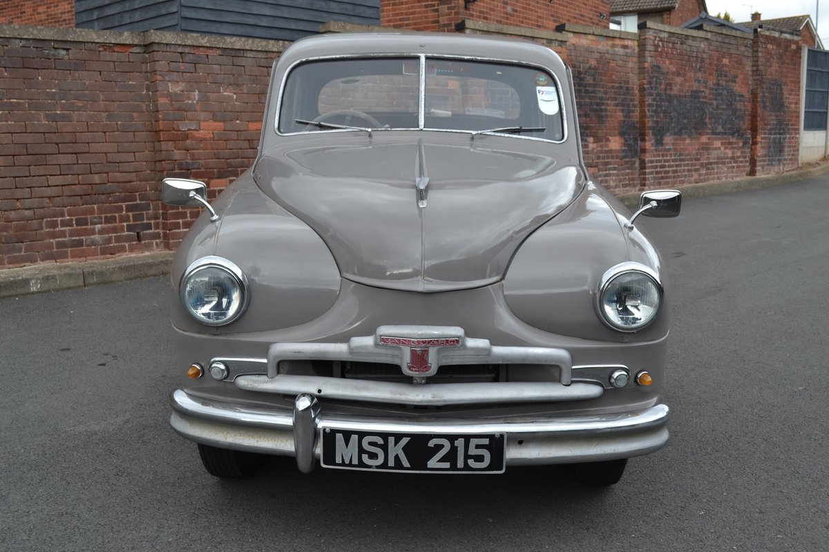 1954 Standard Vanguard Phase II For Sale by Auction (picture 3 of 6)