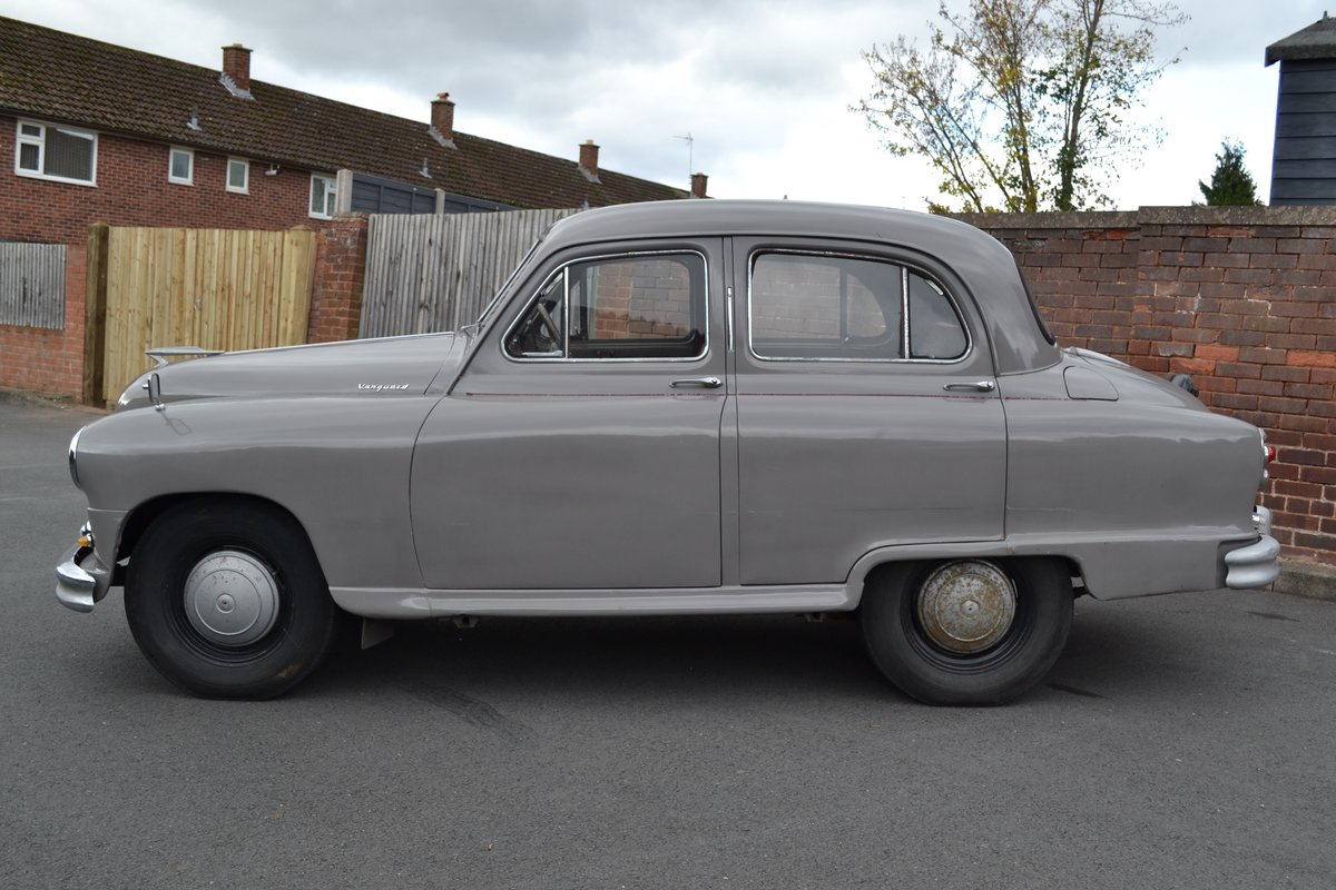 1954 Standard Vanguard Phase II For Sale by Auction (picture 4 of 6)