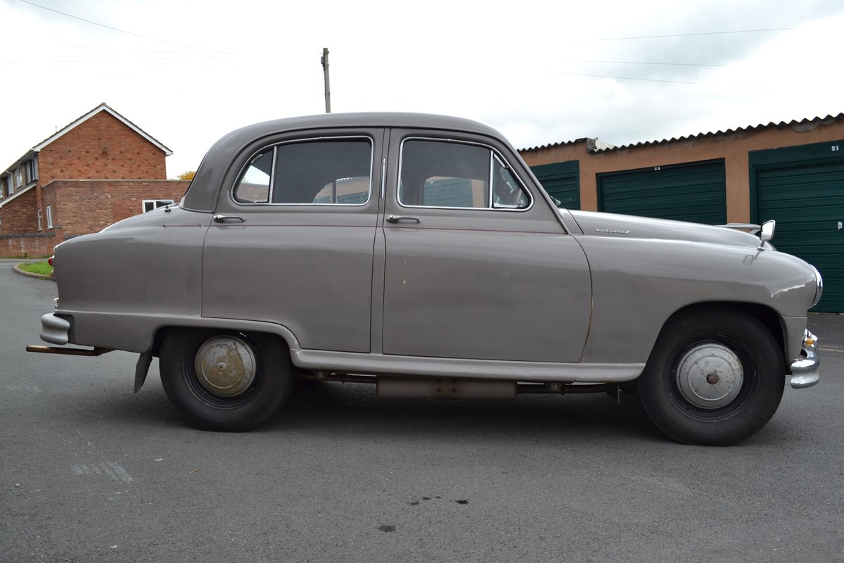 1954 Standard Vanguard Phase II For Sale by Auction (picture 5 of 6)