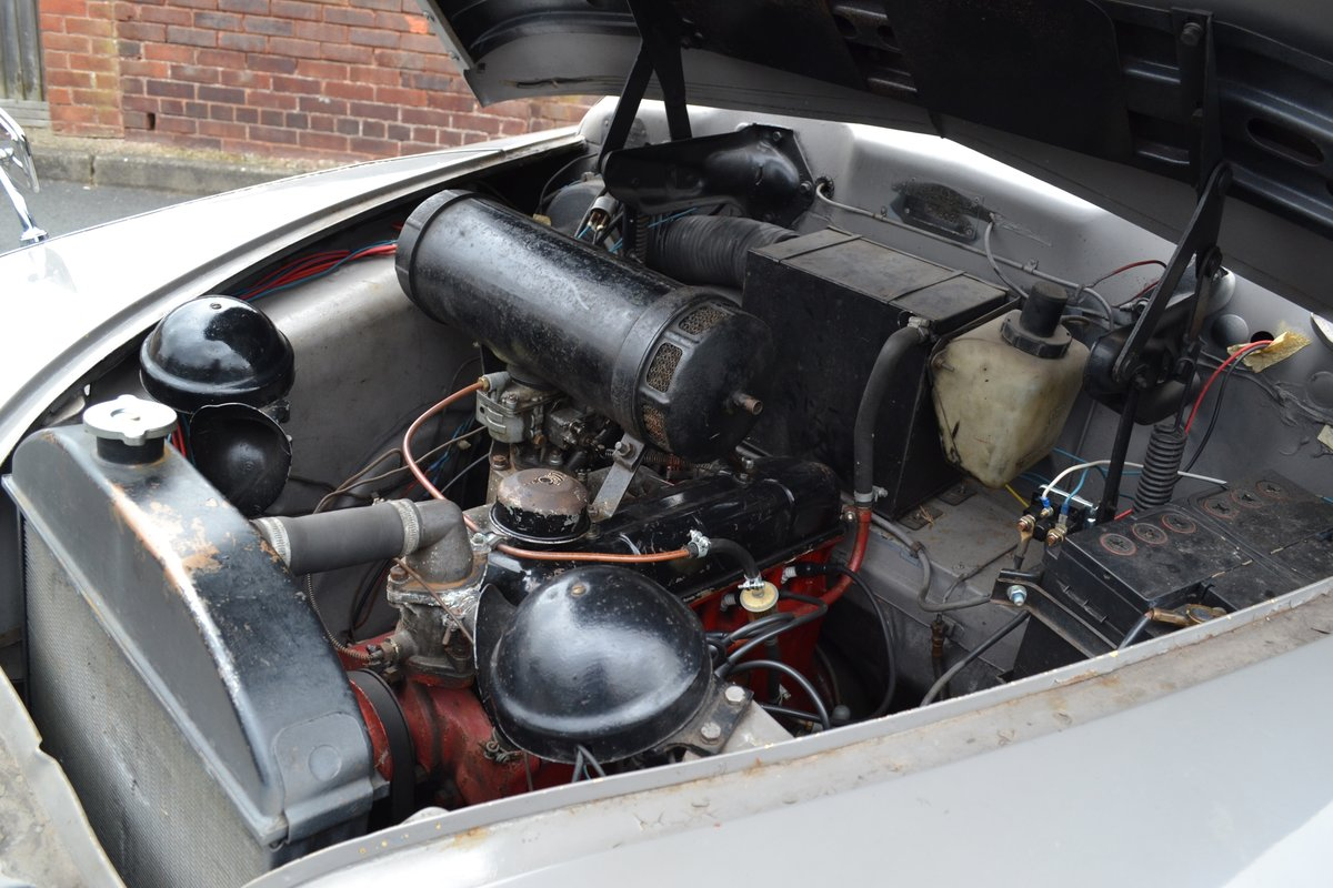 1954 Standard Vanguard Phase II For Sale by Auction (picture 6 of 6)