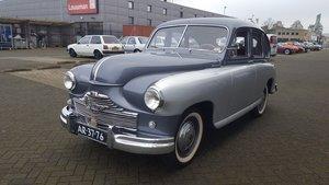 Standard Vanguard 1947 rare