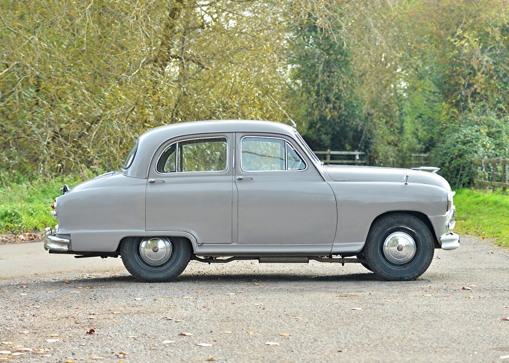 1954 Standard Vanguard Phase II Saloon For Sale by Auction (picture 2 of 6)