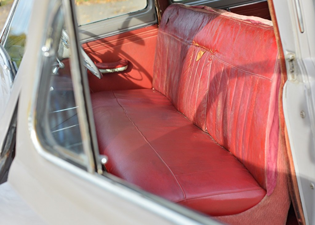 1954 Standard Vanguard Phase II Saloon For Sale by Auction (picture 4 of 6)