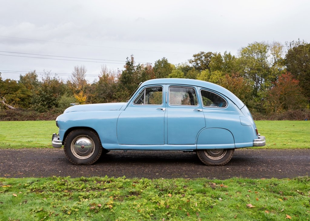 1951 Standard Vanguard For Sale by Auction (picture 2 of 6)