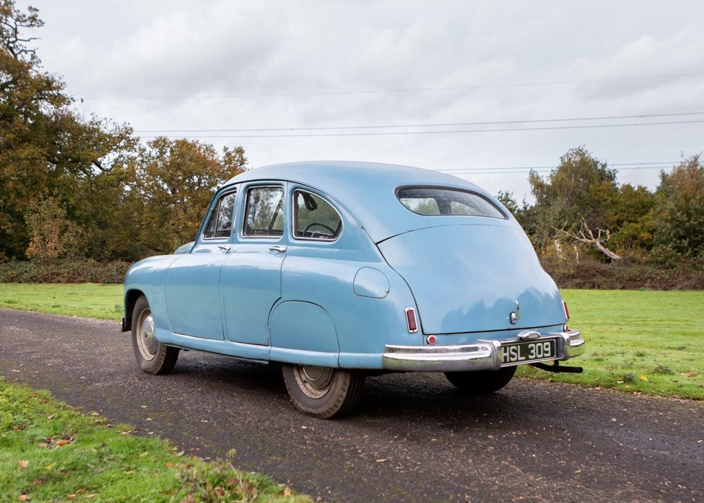 1951 Standard Vanguard For Sale by Auction (picture 3 of 6)