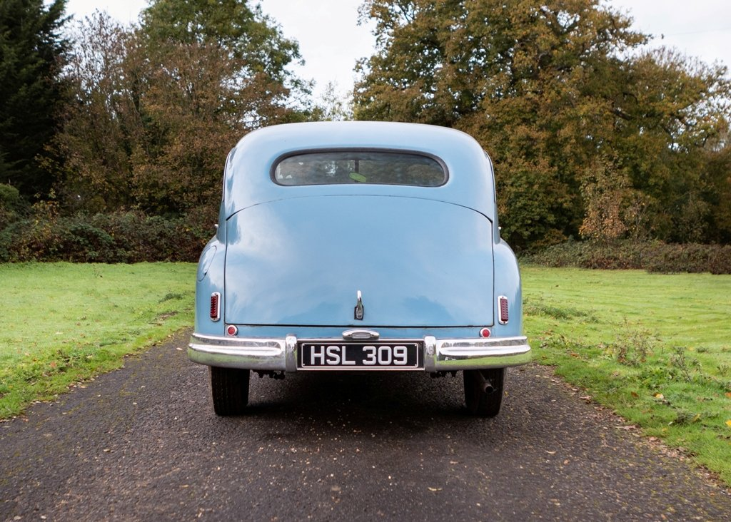 1951 Standard Vanguard For Sale by Auction (picture 4 of 6)