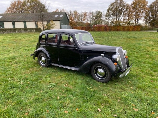 1946 Standard flying twelve  For Sale (picture 1 of 6)