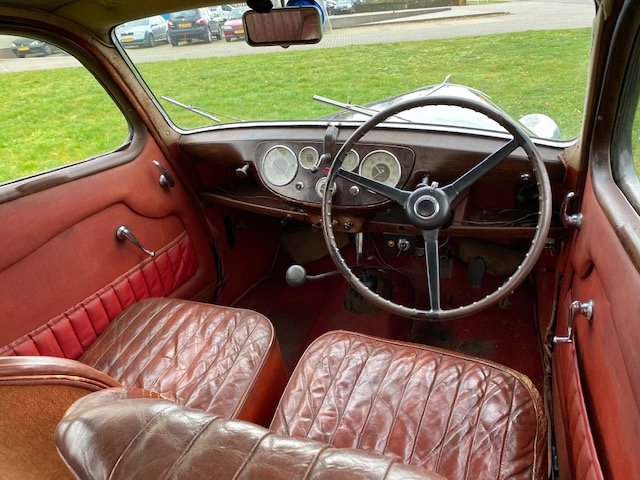 1946 Standard flying twelve  For Sale (picture 5 of 6)