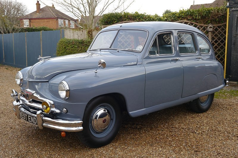 Standard Beetle Back Vanguard Ser 1a 1952 Overdrive For Sale (picture 1 of 6)