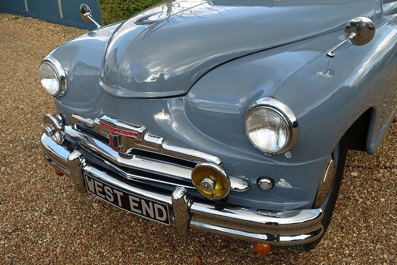 Standard Beetle Back Vanguard Ser 1a 1952 Overdrive For Sale (picture 2 of 6)