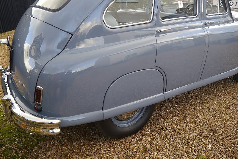 Standard Beetle Back Vanguard Ser 1a 1952 Overdrive For Sale (picture 5 of 6)