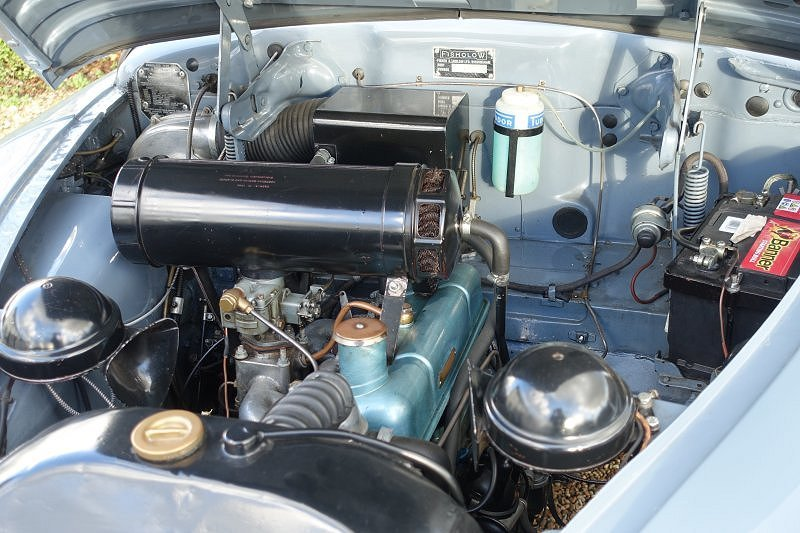 Standard Beetle Back Vanguard Ser 1a 1952 Overdrive For Sale (picture 6 of 6)