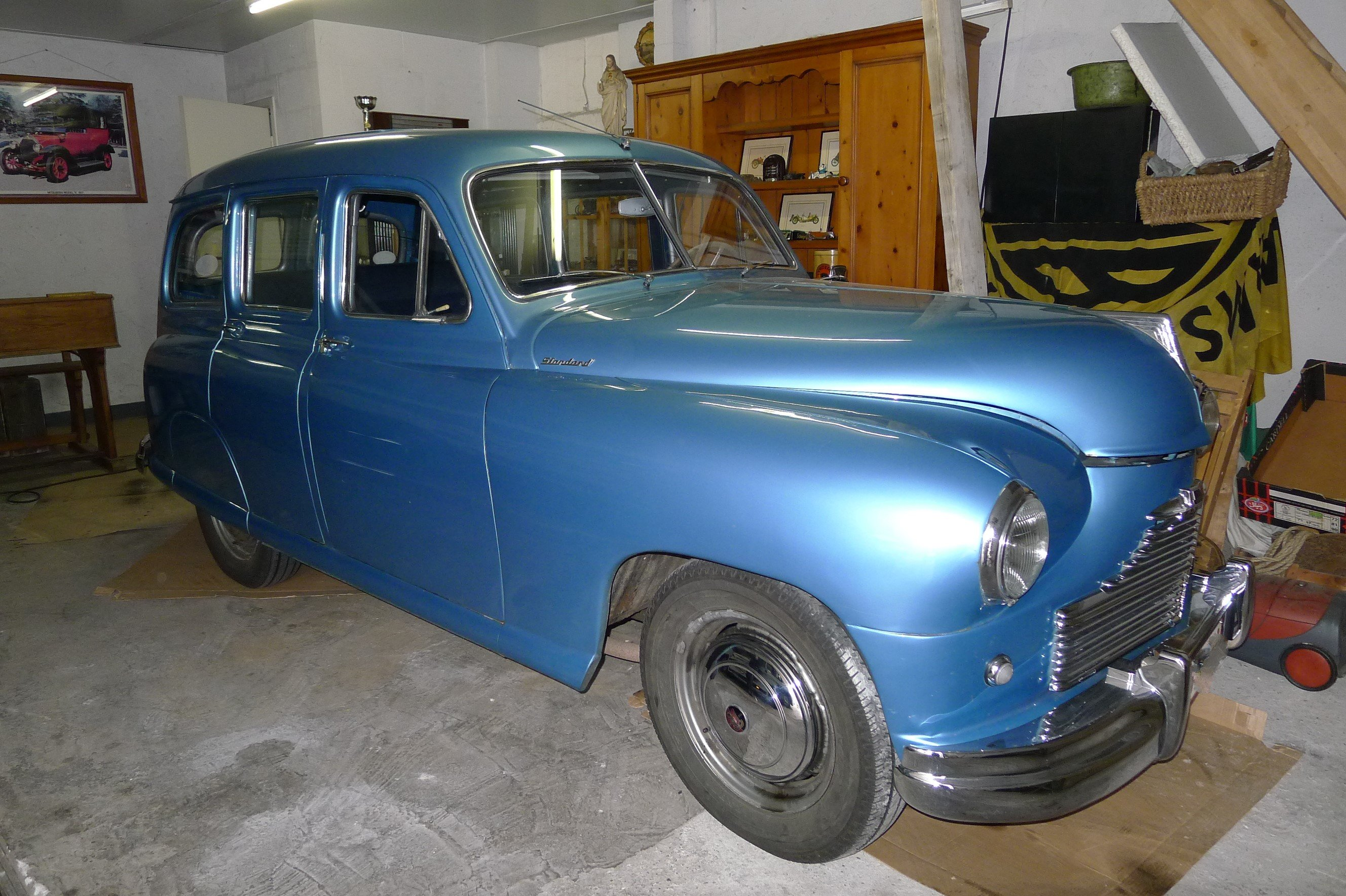 1951 Vanguard Estate For Sale (picture 2 of 6)