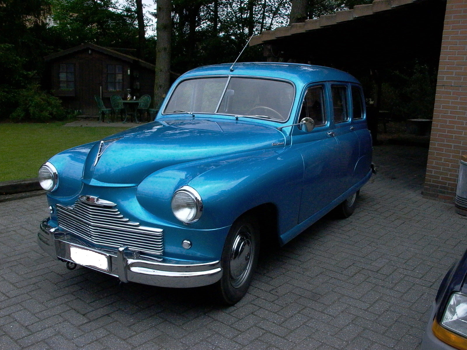 1951 Vanguard Estate For Sale (picture 3 of 6)