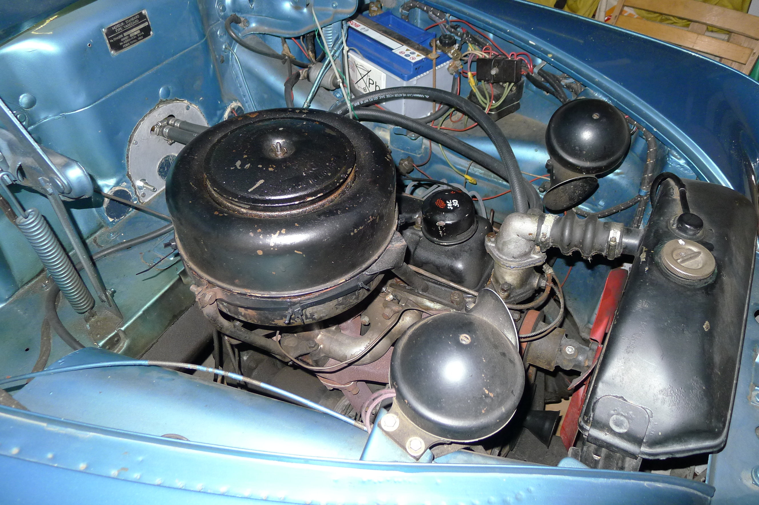 1951 Vanguard Estate For Sale (picture 5 of 6)