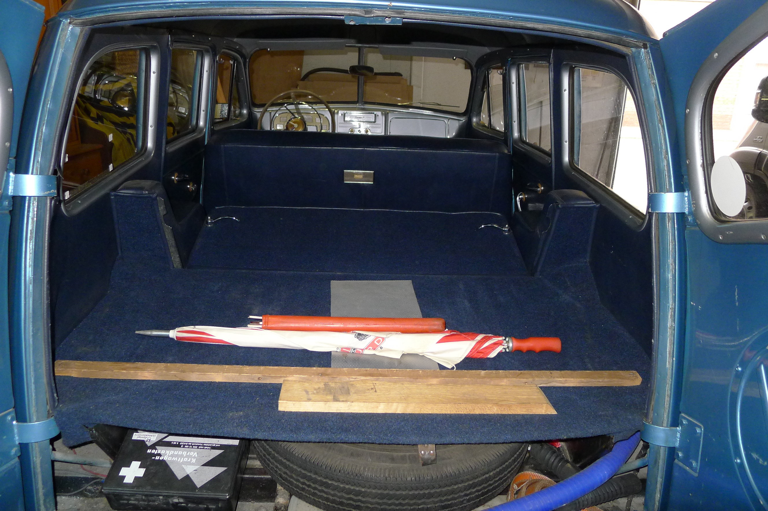 1951 Vanguard Estate For Sale (picture 6 of 6)
